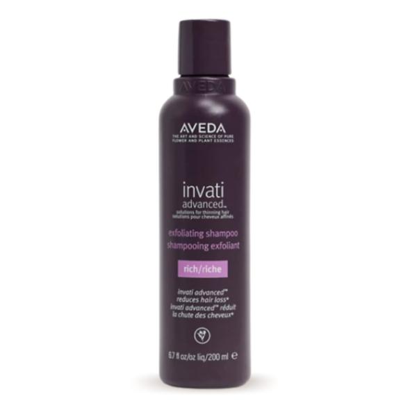 invati advanced™ exfoliating shampoo rich